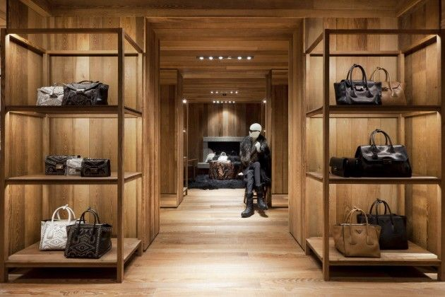 See Prada's New Store in Courchevel, France – Photos • Selectism