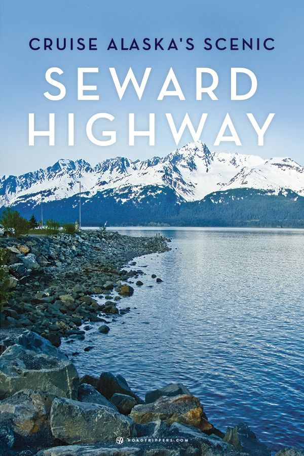 """A great addition to an Alaska Highway road trip: From Roadtrippers pin: """"Escape the summer heat with an Alaskan Road Trip!"""""""