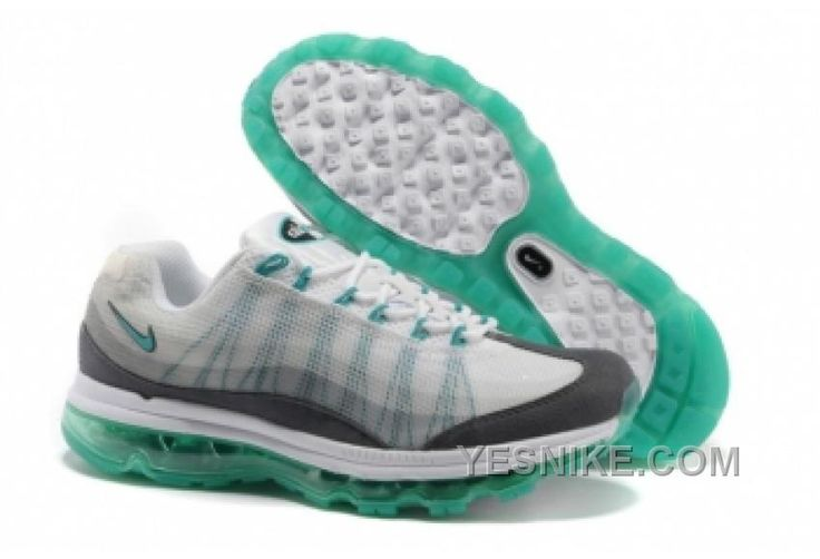 buy greece 2014 new nike air max 95 360 mens shoes wire drawing green grey online from reliable gree