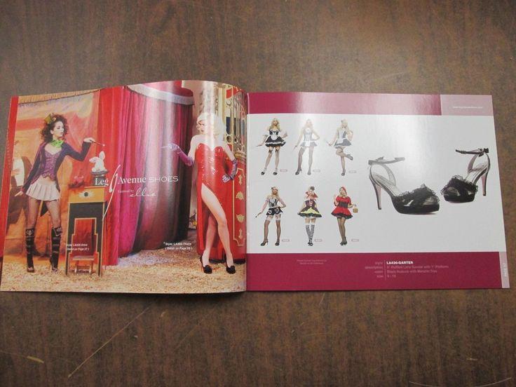 Leg Avenue Shoes Ellie 2008 27 pgs Lingerie Catalog 072015ame2 3