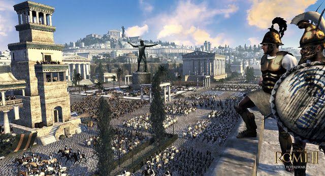 Total War Rome 2 Macedon