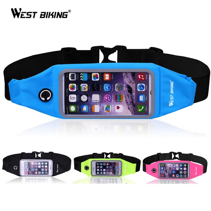 "Find More Running Bags Information about WEST BIKING 4.7"" 5.5"" Touch Screen Waterproof Sports Cycling Waist Bags Pockets Belt Case Phone Pouch Bike Bicycle Running Bags,High Quality bag wii,China bag belt Suppliers, Cheap bags fur from Ledong Cycling on Aliexpress.com"
