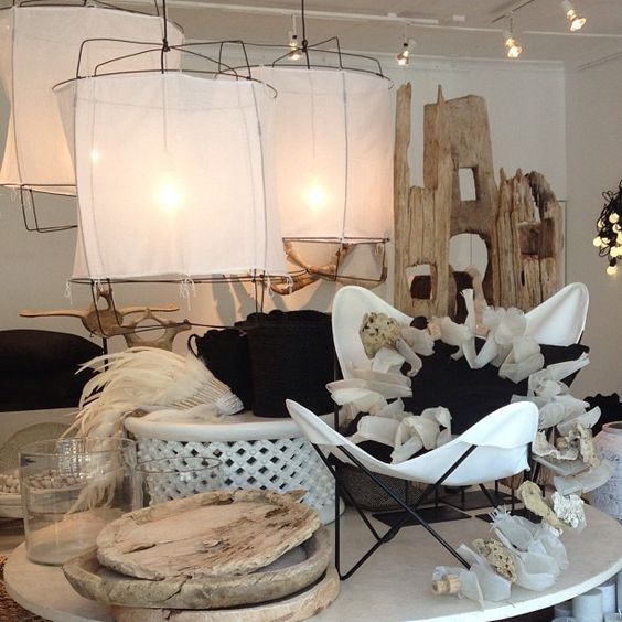 DAzulterrA_he Atmosphere at Studio Les Interieurs by Pamela Makin