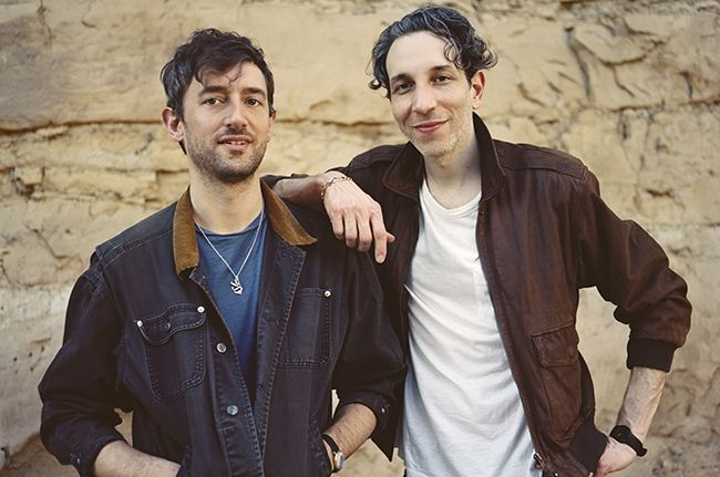 Since 'Having a Band Website in 2015 Is Pointless,' Tanlines Just Made Theirs Into Netflix | Billboard