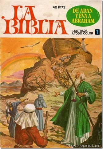 How to Arsenio Lupín: La Biblia Ilustrada