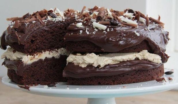 Miranda Gore Browne Chocolate Cake