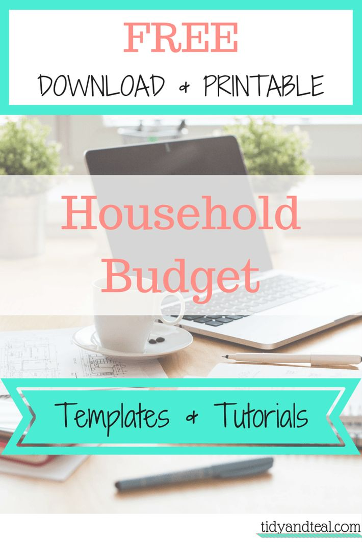 17 best ideas about household budget template on pinterest household budget worksheet. Black Bedroom Furniture Sets. Home Design Ideas
