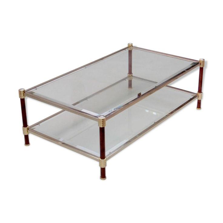 Les 25 meilleures id es de la cat gorie table basse for Table basse scandinave transparente