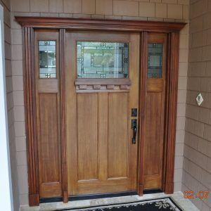 Exterior Front Door Units