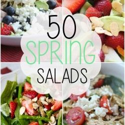 50 Spring Salads