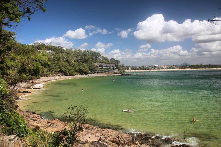 POST NOVO!  Que tal conhecer uma das praias mais bonitas da costa leste da Austrália e perto da famosa Brisbane?  Saiba tudo sobre Noosa Main Beach em http://ift.tt/1ZbGH4z  #noosa #noosabeach #thisisqueenland #noosanationalpark #pegadasnaestrada #pegadasnaaustralia