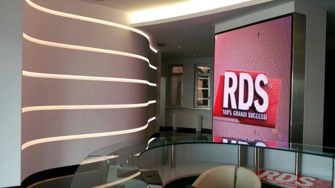Reception RDS - Roma