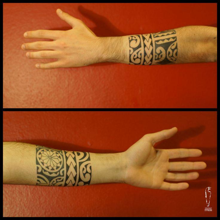 "PrimitiveRicky (second step) #sebastianomondini #modernprimitive #primitive #polynesiantattoo #armtattoo #polynesianarmtattoo #stripestattoo #modernprimitive #mp #sebatattoo #sebatattoobologna #tattoobologna #bologna #plinsky #tattoo #ink #inked #bodyart ""modern/primitive Piazza della Pace 8/B 40134 Bologna - Italia"