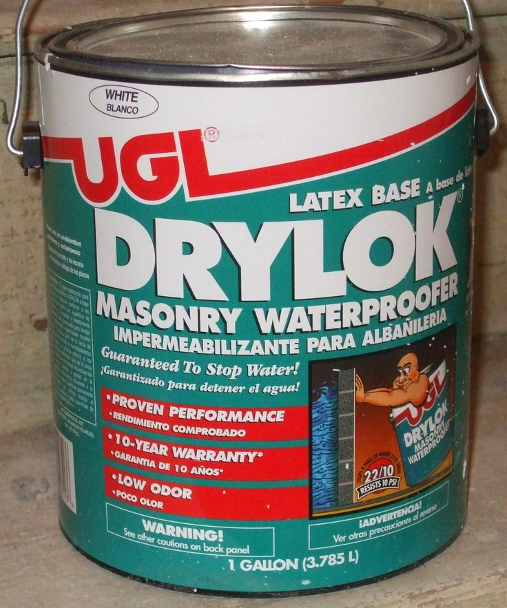 How to Fix Basement Leak: DIY Basement Wall Crack Repair that Even Novices Can Do  Painting with a sealant like DryLok can help keep some of the weeping and seepage out of your basement. Dryer basements mean less mold and less damage to furnishings.