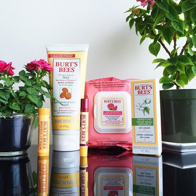 Discover the best and brightest in sweet, sweet skincare with Burt's Bees. Their lipchap is a classic and we're also loving their grapefruit makeup remover wipes!