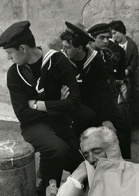 Vittorio de Sica #1, Naples | 1961