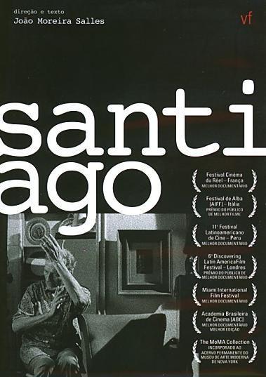cinealsur: La seducción del valet -SANTIAGO documental del cineasta brasileño Joao Moreira Salles