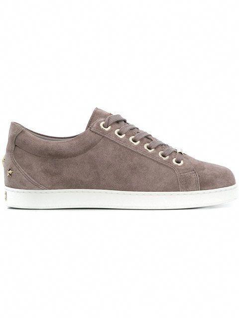 19543ed6d3a JIMMY CHOO Cash low-top sneakers.  jimmychoo  shoes
