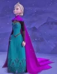 Resultado de imagen de elsa coronation dress