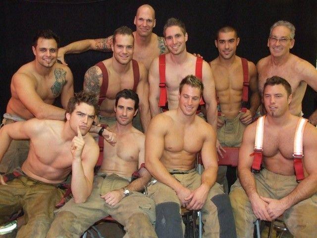 Bal des pompiers (authentiques !)