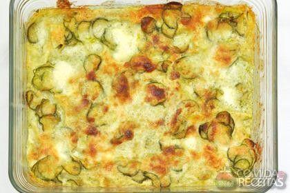 Receita de Torta light de abobrinha em receitas de tortas salgadas, veja essa e outras receitas aqui!