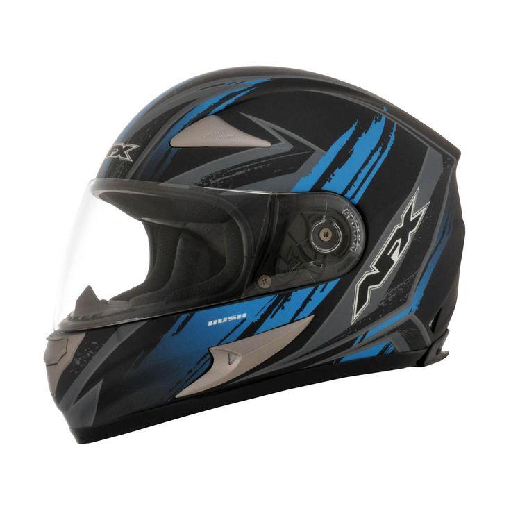 AFX FX-90 Rush Matte Helmet