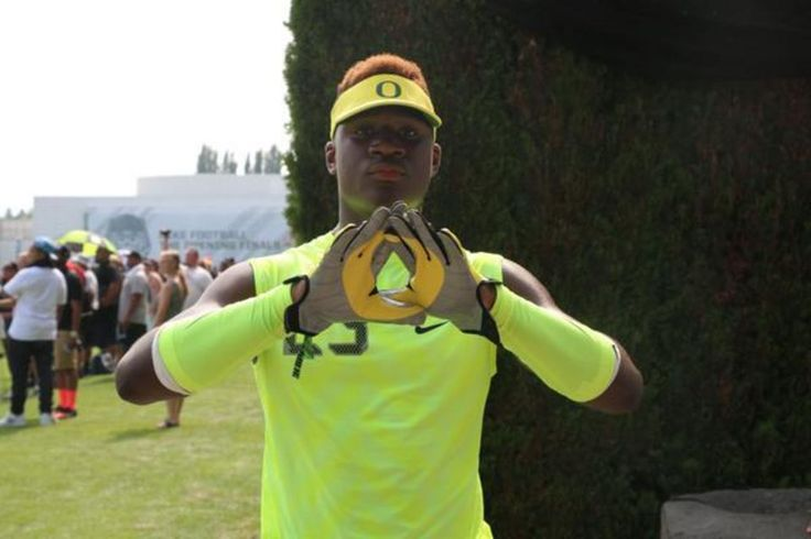 La'Mar Winston, state's top prospect, commits to Oregon Ducks over Stanford, UCLA | OregonLive.com