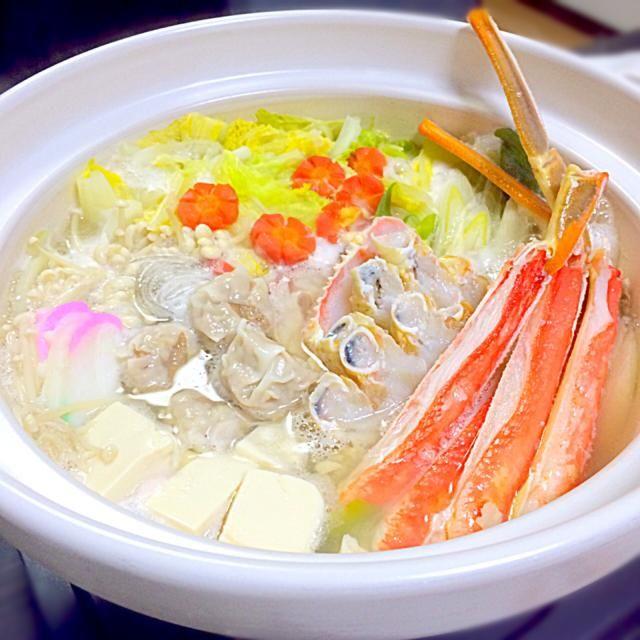雑炊うなるほど美味しかった♡笑 - 133件のもぐもぐ - かに鍋◟́◞̀♡ by sakurapandasan