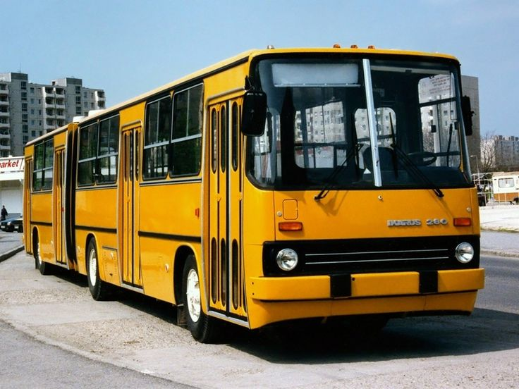 История венгерского автобуса Ikarus 280 - Колеса.ру