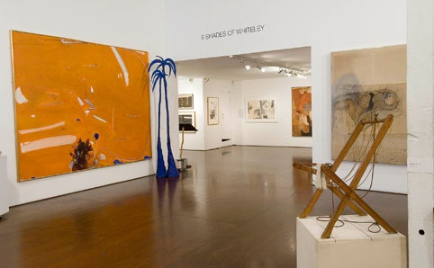 The Brett Whiteley Studio was the workplace and home of Australian artist, Brett Whiteley. The artist bought the former warehouse in 1985 and converted it into a studio and exhibition space. He lived there from 1988 to 1992, the year he died in Thirroul.