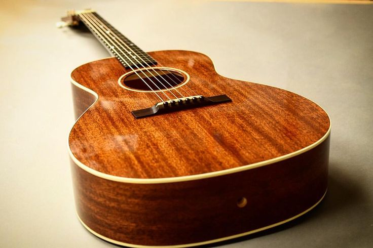 Fairbanks F-20M. Based on a 1929 Gibson L-O