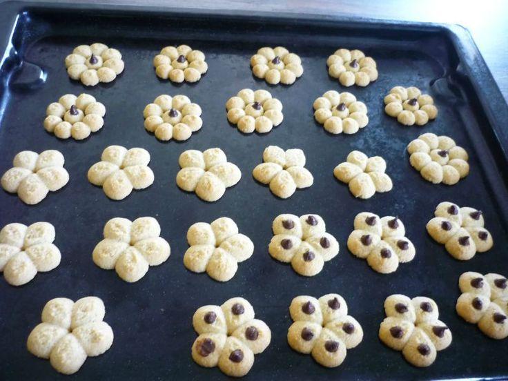 Recette de biscuit pour presse à biscuit                                                                                                                                                                                 Plus