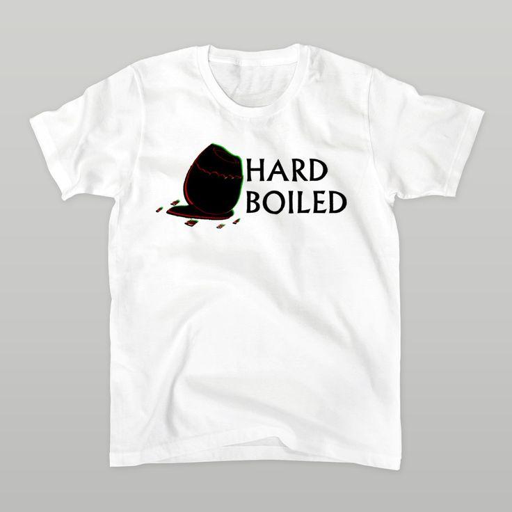 WATTO の【HARD BOILED】Tシャツ ∞ SUZURI(スズリ)