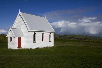 Iconic Local Landmark - Kohekohe Church