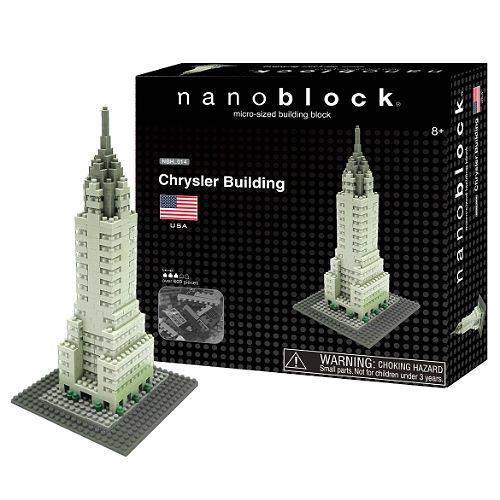 Nanoblock Chrysler Building