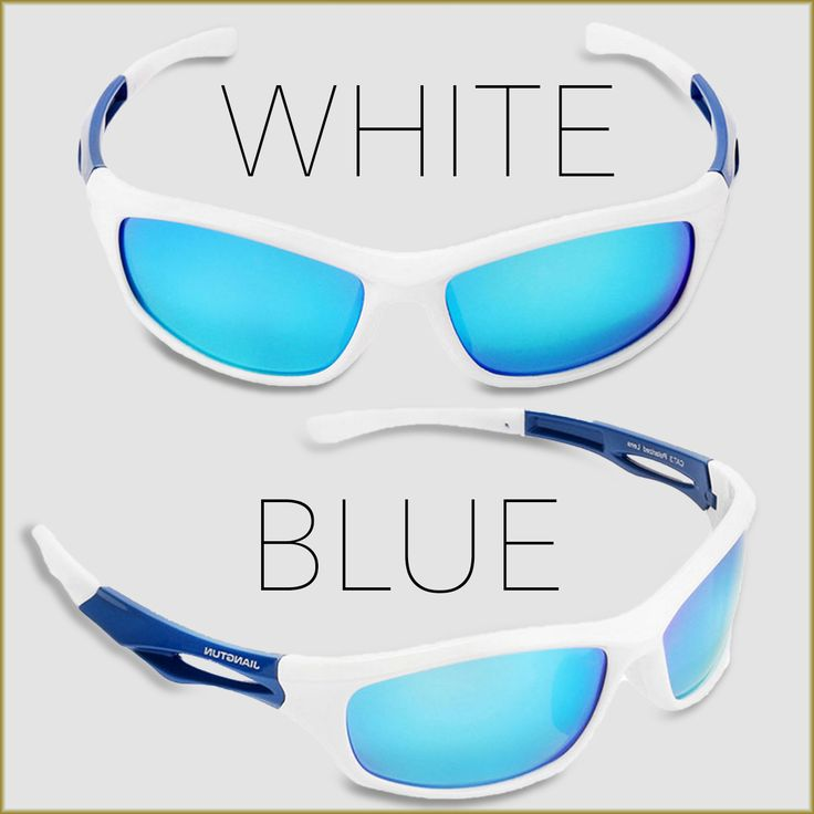 Designer Sports Sunglasses (5 Colors)