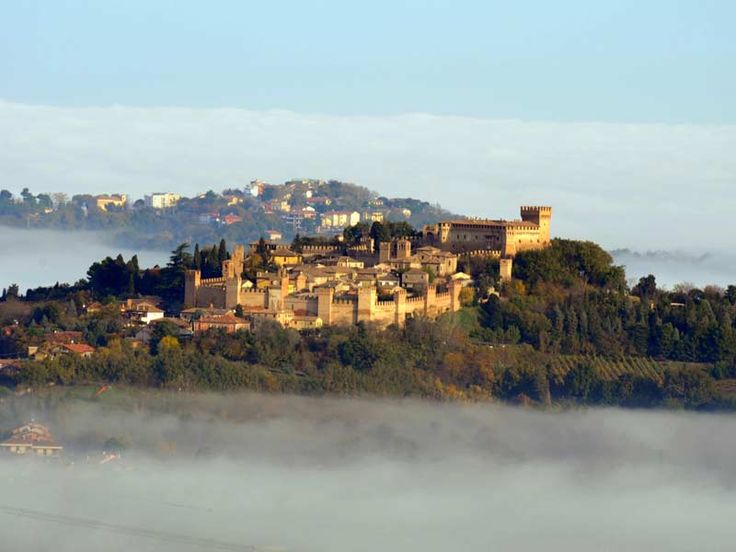 Photo by Nazareno Balducci- Gradara Castle, Marche