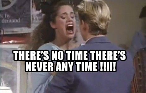 I'm so excited, I'm so excited, I'm so scared. Most dramatic moment in Saved by the Bell historyRemember This, Laugh, Funny, Nursing Schools, Grad Schools, Belle, Jessie Spano, Law Schools, True Stories