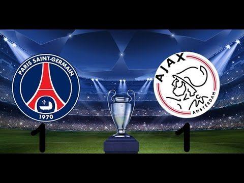 Situs Judi Bola : Paris Saint-Germain Menghadapi Ajax Amsterdam Lanjutan Liga Champions Grup F