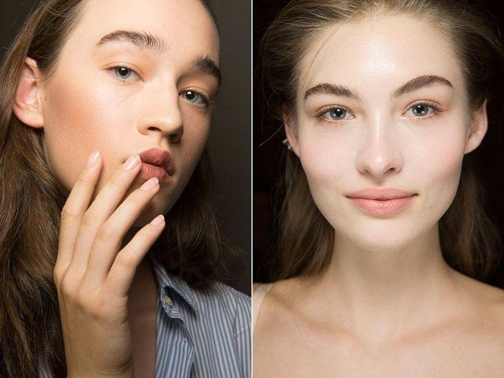 Luonnollinen meikki kevät-kesä 2017