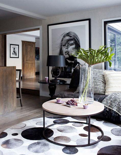 alfombras redondas - openDeco. Decoración e interiorismo.