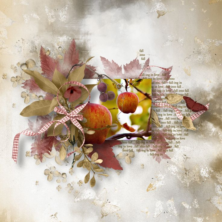 """""""Gold Autumn"""" by Celinoa's Designs, http://digital-crea.fr/shop/index.php?main_page=product_info&cPath=155_332&products_id=29209"""