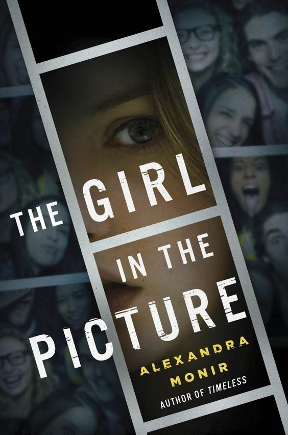 """""""The girl in the picture"""", by Alexandra Monir - After heartthrob Chace Porter is found dead in the woods near the school, the police search for the girl snuggled up next to him in a picture discovered among his personal effects. A girl no one knew was even close to him-- and whose best friend, Lana Rivera, was his girlfriend. Geeky music girl Nicole Morgan is the girl in the picture-- and now she's the primary suspect in his murder."""