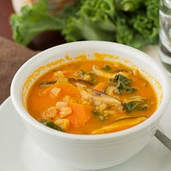 Carrot Mushroom Barley Stew | Yum! | Pinterest