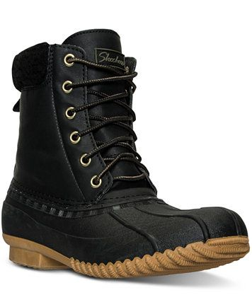 Skechers Women's Duck Boots from Finish Line - Finish Line Athletic Shoes - Shoes - Macy's