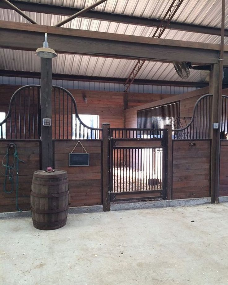 726 Best Stables / Horse Housing Images On Pinterest