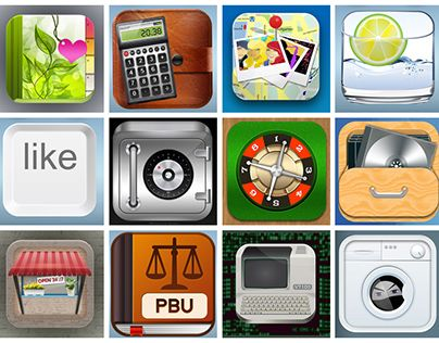 "Check out new work on my @Behance portfolio: ""App Icons"" http://on.be.net/1X0oF3V"
