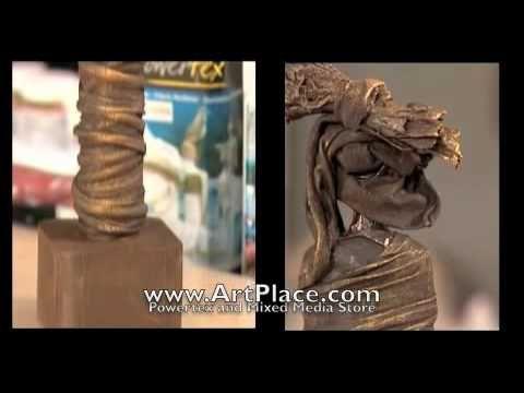 Powertex Mixed Media at Artplace.com