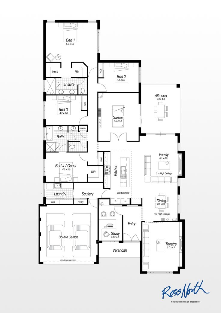 the warren ross north homes house ideas pinterest