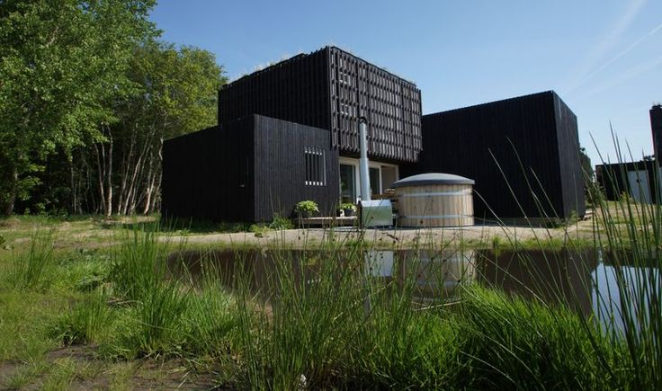 Ervaar de luxe van dit natuurhuisje met sauna en hottub!